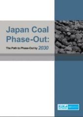 Japan Coal Phase-Out: The Pathway to Phase-out by 2030
