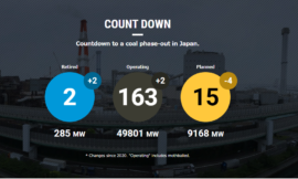 【Database Update】Latest status of coal-fired power plants (April 01, 2021)