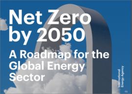 【レポート】IEAが2050年ネットゼロへの工程表を発表